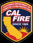 Logo of CALFIRE