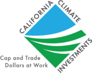 Logo of the California Climate Investments