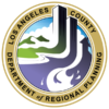 Logo of the Los Angeles County Department of Regional Planning