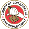 Logo of the County of Los Angeles Fire Department