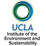 Logo of the UCLA Institute of the Environment and Sustainability.